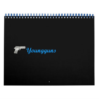 youngguns2 wall calendars