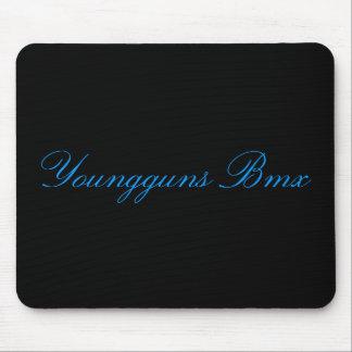 Youngguns Bmx Mouse Pad