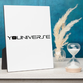 Youniverse Plaque