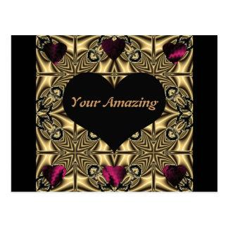 """Your Amazing""* Postcard"