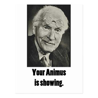Your Animus is Showing Postcard