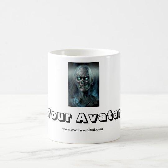Your Avatar Mug - Customized