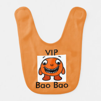 Your Baby has an all access pass to your kitchen! Bib