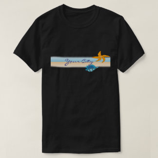 Your Beach City Ocean Side T-Shirt