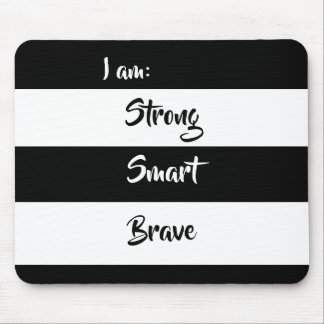 Your Best Qualities | Mousepad