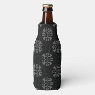 Your Black Heart Tribal Bottle Cooler