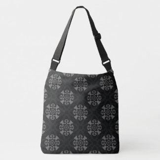 Your Black Heart Tribal Crossbody Bag