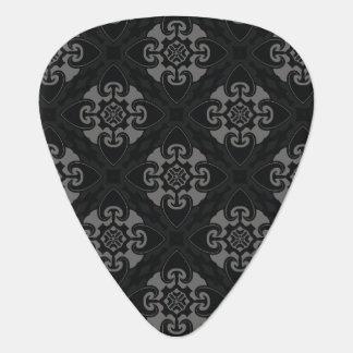 Your Black Heart Tribal Guitar Pick