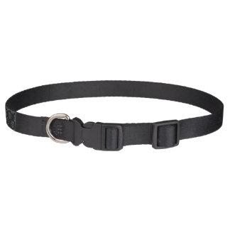 Your Black Heart Tribal Pet Collar