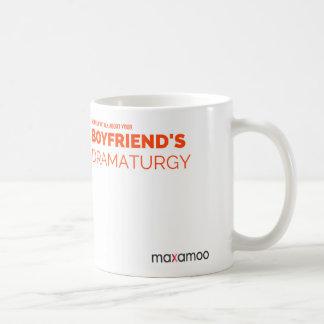 Your Boyfriend's Dramaturgy Mug