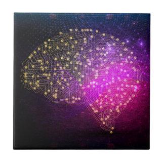 Your Brain on Bitcoin Tile