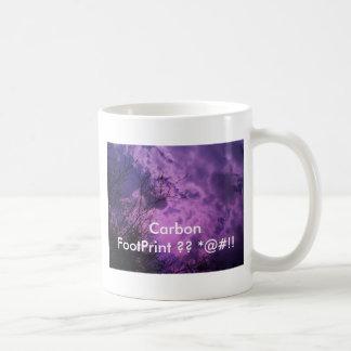 Your Carbon FootPrint Coffee Mug