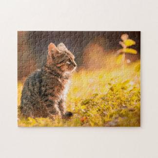 your cat photo personalized unique keepsake jigsaw puzzle