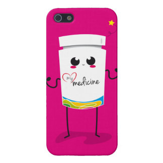 Your chocolate is the only medicine... cover for iPhone 5/5S
