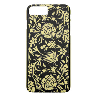 Your Color with Botanical Woodblock iPhone 8 Plus/7 Plus Case