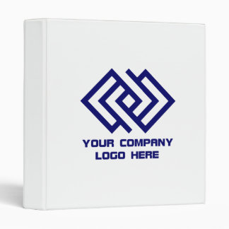 Your Company Logo Binder