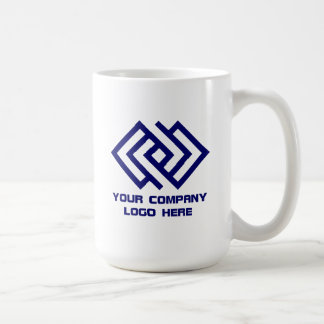 Your Company Logo Large Mug White