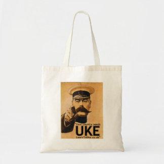 Your country needs UKE!