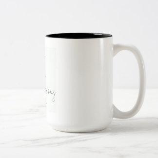 Your Custom 15 oz Two-Tone Mug