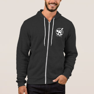 Your Custom American Apparel California Fleece Zip Hoodie