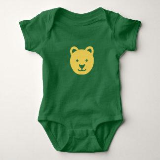 Your Custom Baby Jersey Bodysuit - Bear
