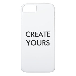 Your Custom iPhone 7 Case