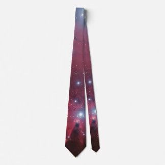 Your custom monogram Christmas Tree Cluster Tie