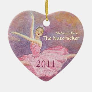 Your Dancer's First Nutcracker Ornament