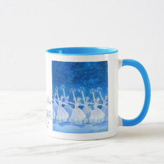 Your Dancer's First Nutcracker Performance Mug