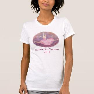 Your Dancer's First Nutcracker T-shirt (custom)
