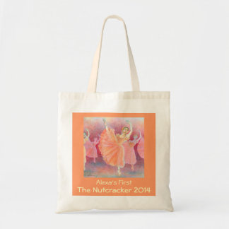 Your Dancer's First Nutcracker Tote