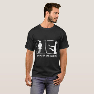 Your Daughter My Daughter History Teacher Tshirt