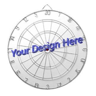 Your Design Here Dartboard