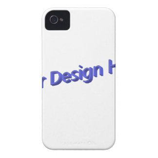 Your Design Here iPhone 4 Case