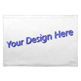 Your Design Here Placemat