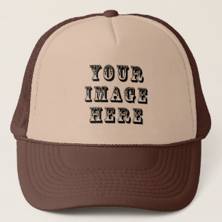Your Design Here Trucker Hat