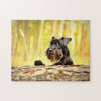 your dog photo personalized unique keepsake jigsaw puzzle