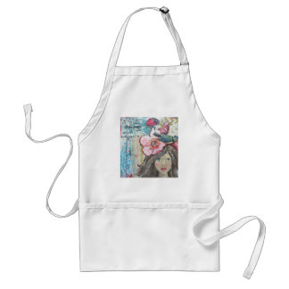 Your Dream Is Not Impossible Standard Apron