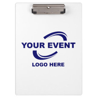 Your Event Logo Clipboard