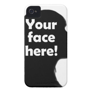 your-face-here-copy iPhone 4 case