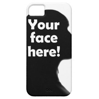 your-face-here-copy iPhone 5 case
