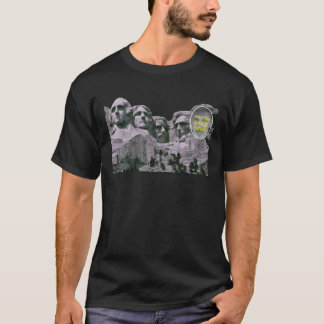 Your face on Mt Rushmore T-Shirt
