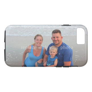 Your family photo phone case, use any picture iPhone 8/7 case