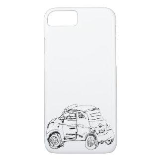 Your Favorite Wheels in Paris iPhone Case