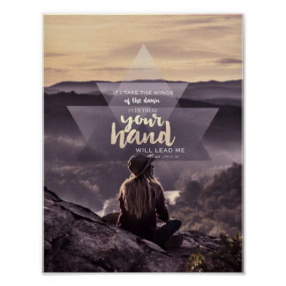 Your Hand Will lead me Poster