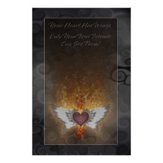 Your Heart Has Wings Poster