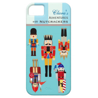 Your Holiday Adventures with Nutcrackers Soldiers Case For The iPhone 5