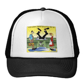 Your Husband Started Without Me Trucker Hat