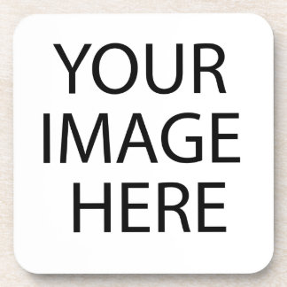 YOUR IMAGE HERE BEVERAGE COASTERS