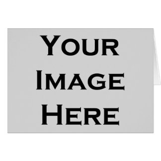 Your Image Here Custom Products Card